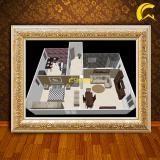 #506cloucasa Appartamento in villino pentafamiliare Aprilia- Fossignano