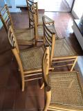 Vendo tavolo Pfister con sei sedie