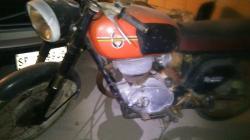 Moto d'epoca gilera 150 sport 1954