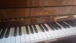 Piano verticale Krauss
