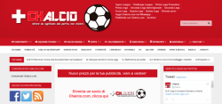 SERVIZI PUBBLICITA' CON BANNER ON LINE WEB SU SITO CALCIO SVIZZERO