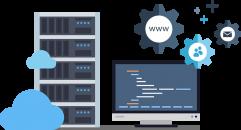 Web Hosting + Domini