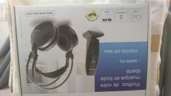 Cuffia  radio wireless stereo