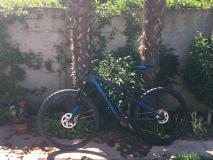 MTB mountain bike CUBE AMS 100 C:68...