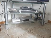 Tavolino per la televisione