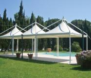 Stock n 10 Gazebo Modello Barbieri 4x4