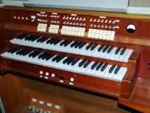 Organista professionista a Chiasso