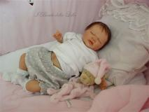Baby Odessa reborn doll