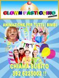 Feste di compleanno animazione bambini mago Lugano Ticino