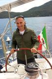 Skipper disponibile, barche a vela, motoscafi, trasferimenti.