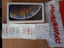 Iphone xs max 512gb nuovo scontrino garanzia