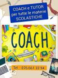 coach e tutor per tutte le materie dcolastiche