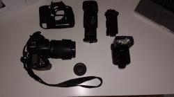 Nikon D7000+18-105mm