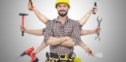 Manutentore in genere , Idraulico e...
