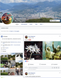Home Page Facebook
