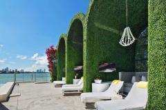 Lussuoso appartamanto con camera da letto nel cuore di Miami Beach