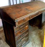 Vendo mobili in legno ufficio primi '900.
