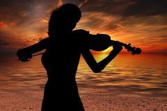 Violinista ad Ascona