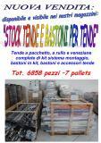 Stock tende e bastoni per tende 6858pz