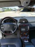 Mercedes CL 600 v12 anno 2002