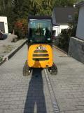 Escavatore  JCB 8018