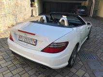 Mercedes SLK serie speciale