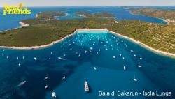 Crociera in barca vela Croazia per le isole del sud