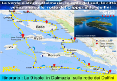 Crociera in barca vela Croazia per le...