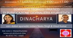 Seminario Teorico/Pratico di Purificazione Giornaliera Ayurveda