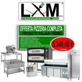 Kit Completo - Pizzeria Forno Elettrico