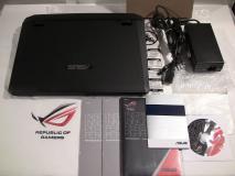 ASUS ROG G55VW, i7, GTX660, 8GB DDR3,...