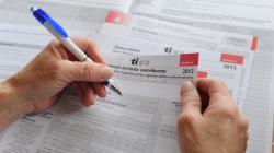 Contabile indipendente per dichiarazione d'imposta