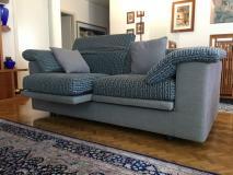 Set 2 divani tessuto Cinova Lerasofà – design Roberto Lera