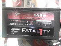 vendo alimentatore Fatal1ty 550 watt