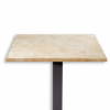 Marte W - tavolo con gamba in ferro...