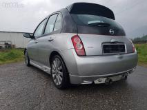 Nissan Micra Touning 1.4