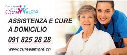 Spitex Care-Win24 AG - Assistenza e Cure a domicilio