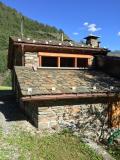 baita in montagna