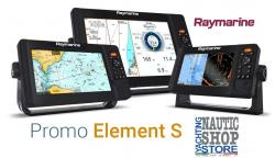 RAYMARINE ELEMENT 7S GPS 7