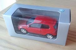 VW Golf GTI Mk5 rossa Norev 3 pollici (nuova)