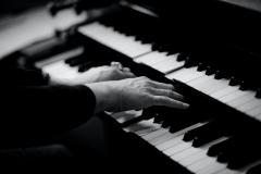 Pianista e organista per suonare a matrimoni
