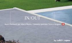 Pavimenti moderni resina o micro cemento x terrazzi e balconi