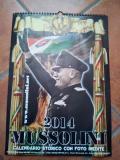 Calendario MUSSOLINI 2014