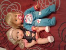 2 bambole bellissime