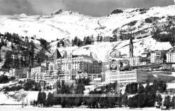 St.Moritz Panorama anni '50
