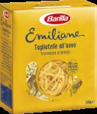 Barilla Emiliane Tagliatelle all'uovo Trafilatura al Bronzo