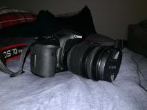 Canon EOS 7D Mark II 20.2MP Digital SLR