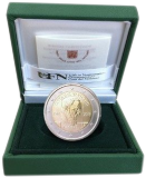 2 Euro 50 Anniversario di Padre Pio
