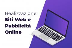 Realizzazione siti web e pubblicità online