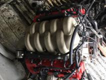 Motore Maserati e Ferrari...